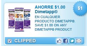 Dimetapp Coupon